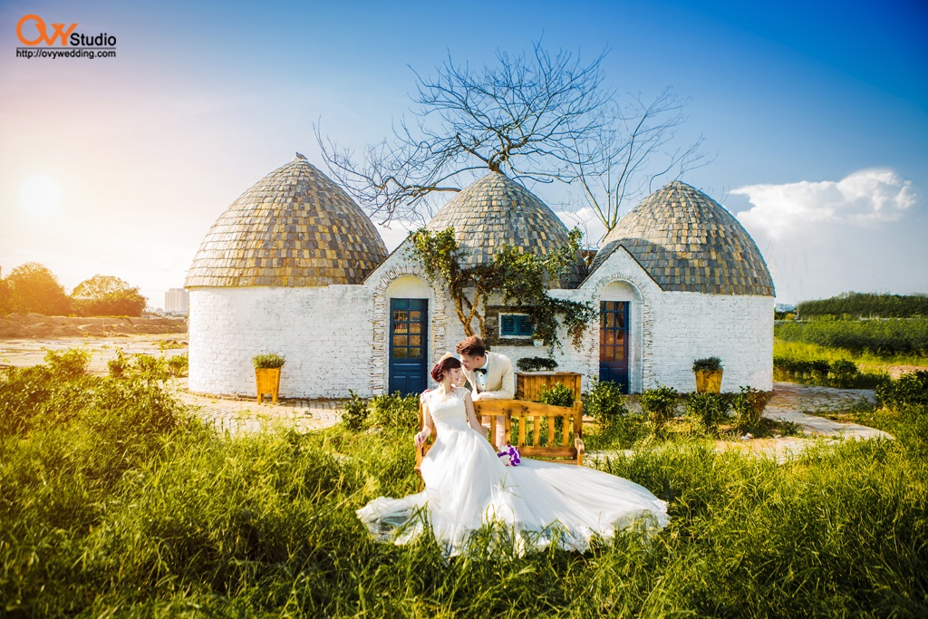 Để chụp ảnh cưới đẹp, cô dâu cần chuẩn bị những gì?