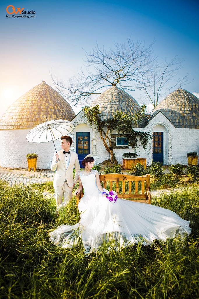 Những phụ kiện không thể thiếu với cô dâu khi chụp ảnh cưới