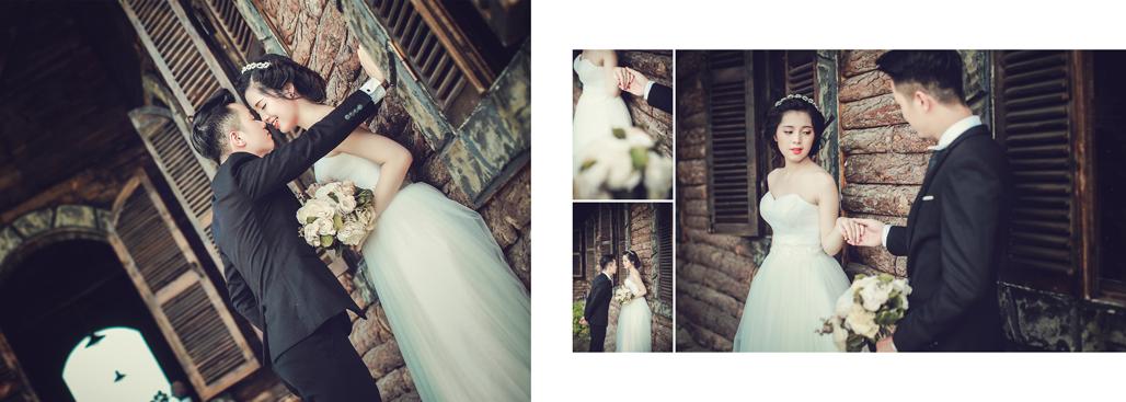 Những lý do bạn nên chụp ảnh cưới tại ảnh viện áo cưới OVY