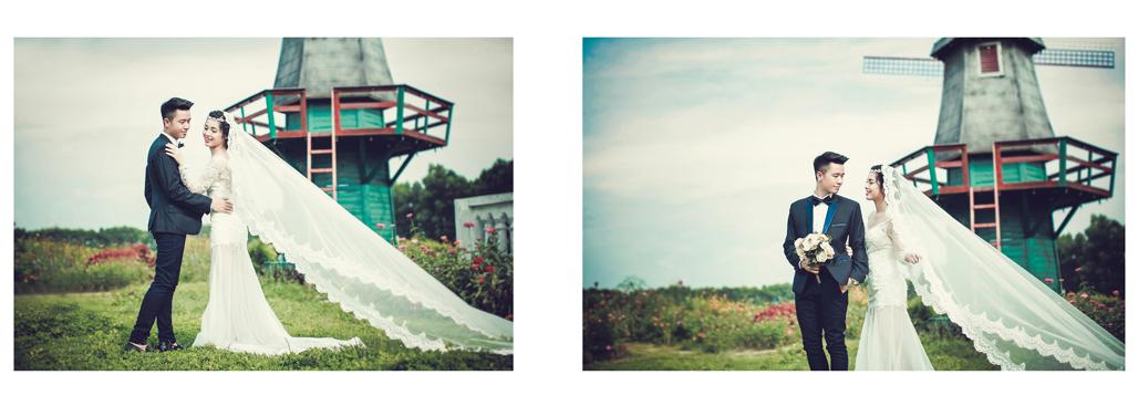 Chụp ảnh cưới ở Nội thành Hà Nội 3
