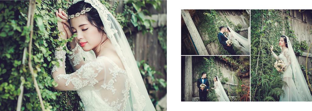 Vì sao nên chụp ảnh cưới ở phim trường Cherry Land?