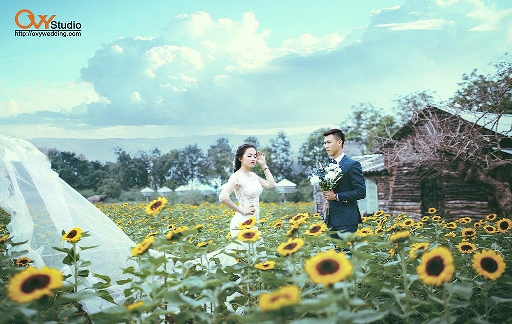 chụp ảnh cưới đẹp tháng 12