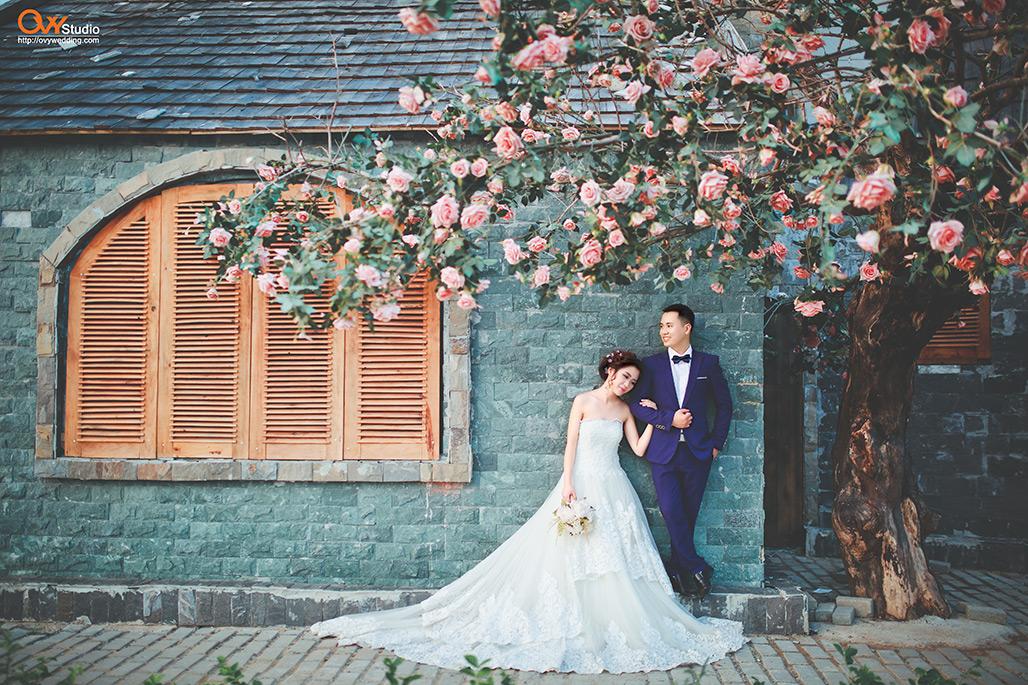 Hà Nội chụp ảnh cưới đẹp