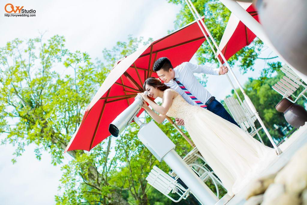Chụp ảnh cưới ở Đại Lải