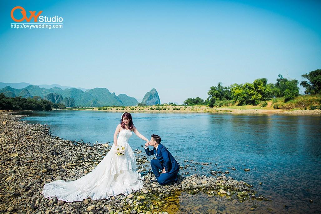 Những vấn đề cần chú ý để có buổi chụp ảnh cưới đẹp nhất