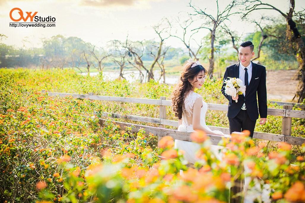 Chụp ảnh cưới ở hà nội