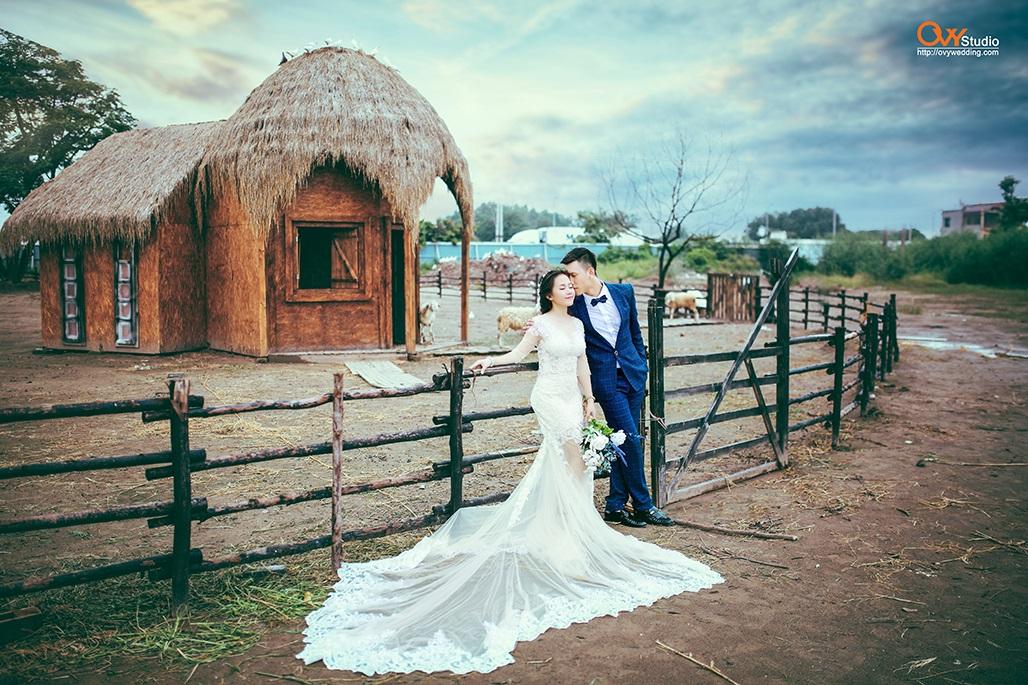 Những cách tạo hình cần biết để chụp ảnh cưới đẹp