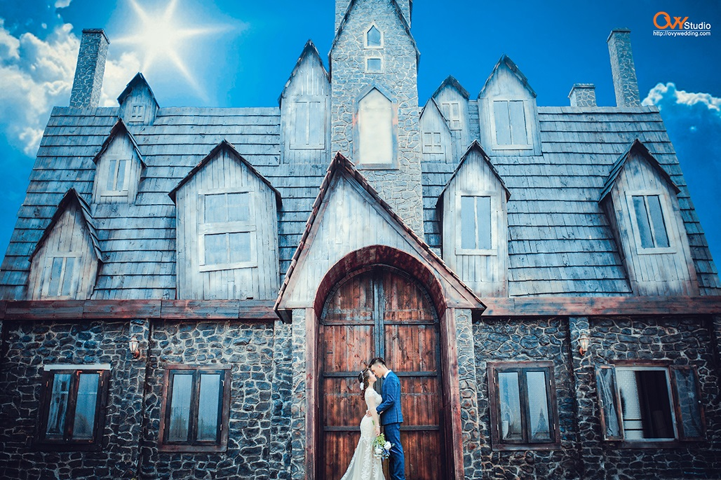 Top 5 con đường chụp ảnh cưới đẹp nhất Hà Nội vào mùa thu