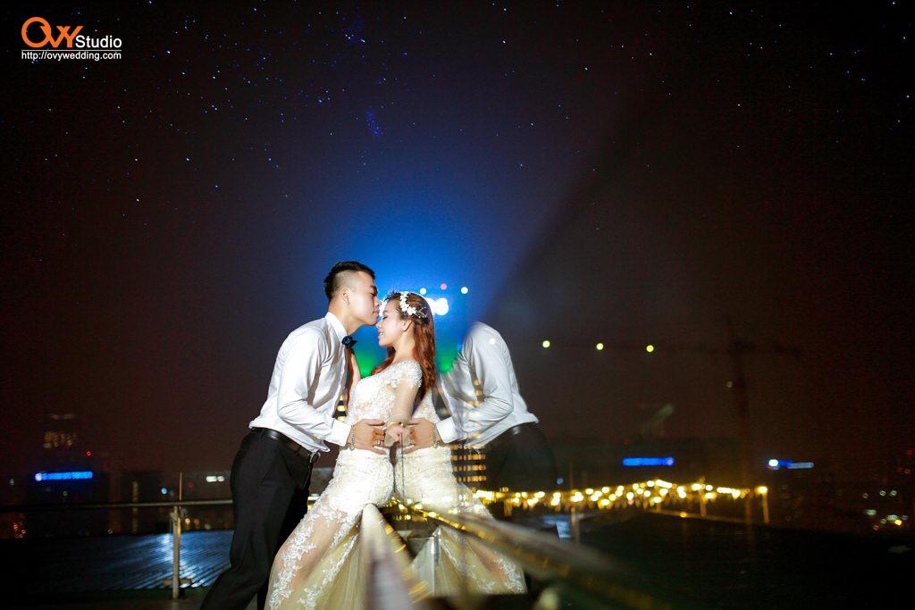 Tiết kiệm nhiều hơn khi chụp ảnh cưới trọn gói tại OVY Studio 1