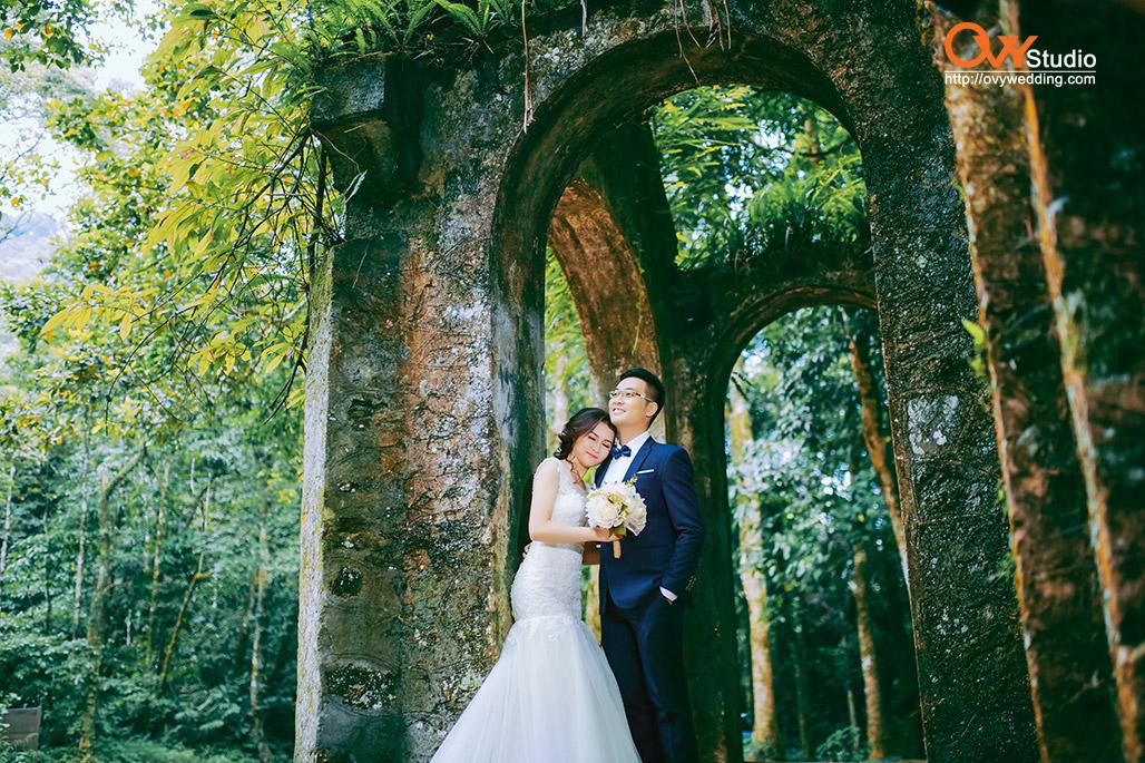 Các địa điểm chụp ảnh cưới đẹp tại Hà Nội với chi phí cực thấp