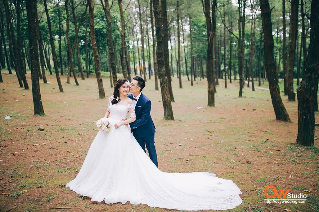Chụp ảnh cưới đẹp ở Ba Vì 2
