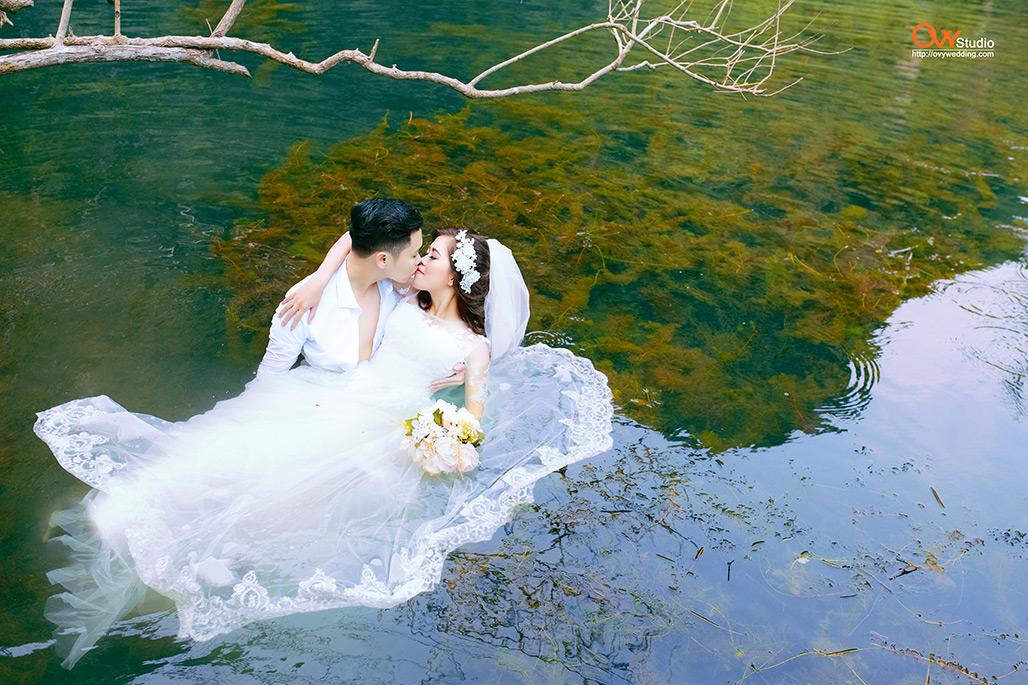 Một số xu hướng chụp ảnh cưới đẹp mới cho năm 2017