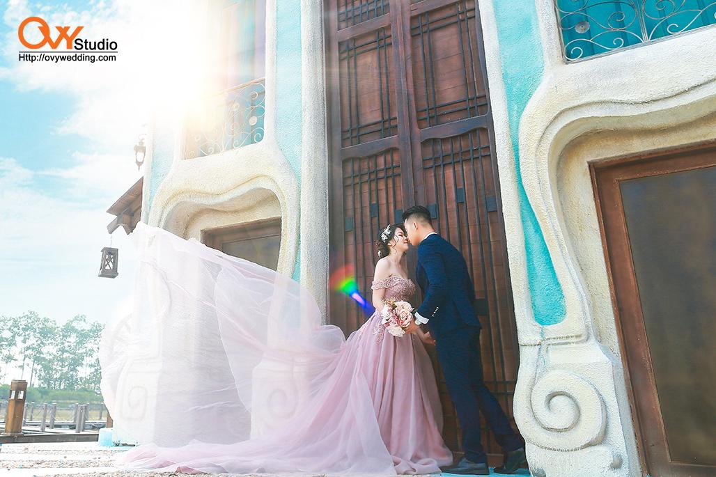 Chụp ảnh cưới ở Nội thành Hà Nội gần đẹp và độc đáo