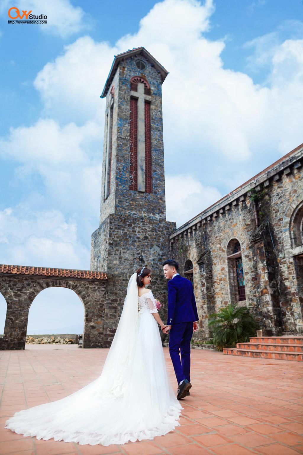 Tam Đảo - Chụp ảnh cưới 2016 tại chốn bồng lai tiên cảnh