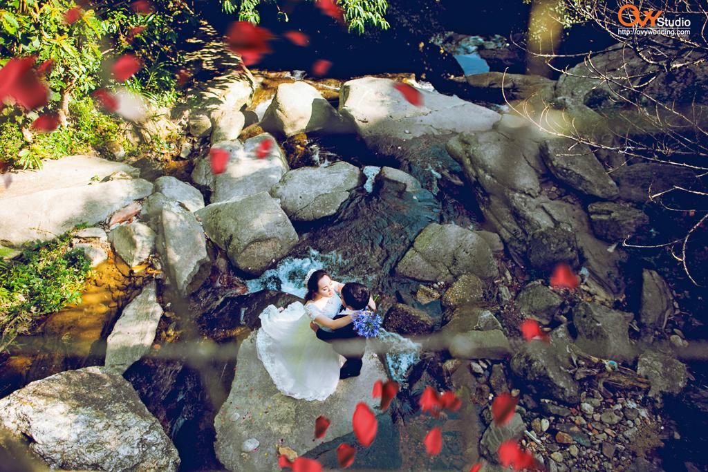 Chụp ảnh cưới đẹp ở Đại Lải