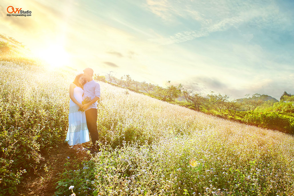 Chụp 1 bộ album ảnh cưới giá bao nhiêu là phù hợp nhất?