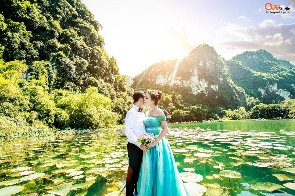6 địa điểm chụp ảnh cưới đẹp nhất tại Ninh Bình