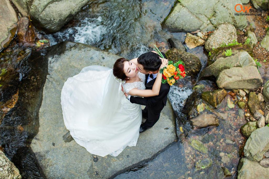 Chụp ảnh cưới đẹp ở Tam Đảo