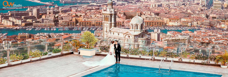 Album ảnh cưới đẹp với chi phí Chụp ảnh cưới giá rẻ nhất quả đất
