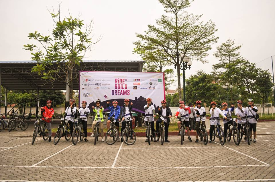 UGETHER – 3 CONSECUTIVE YEARS BEING WITH KOTO DREAM RIDE 2015 – 2017
