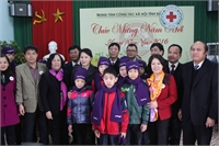 """SHARING WARMTH, SHARING LOVE"" – YEN BAI, SON LA, BAC GIANG AND HA GIANG"