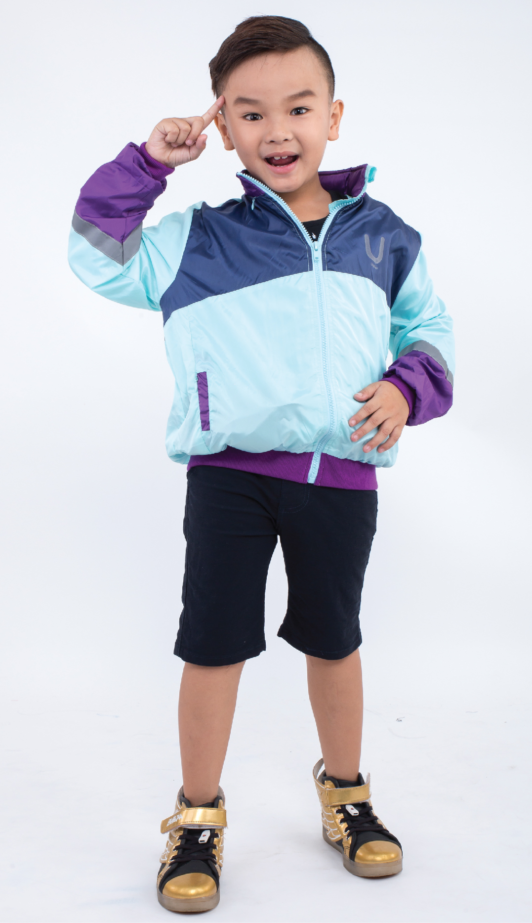 U2KID.B - SAFE JACKET