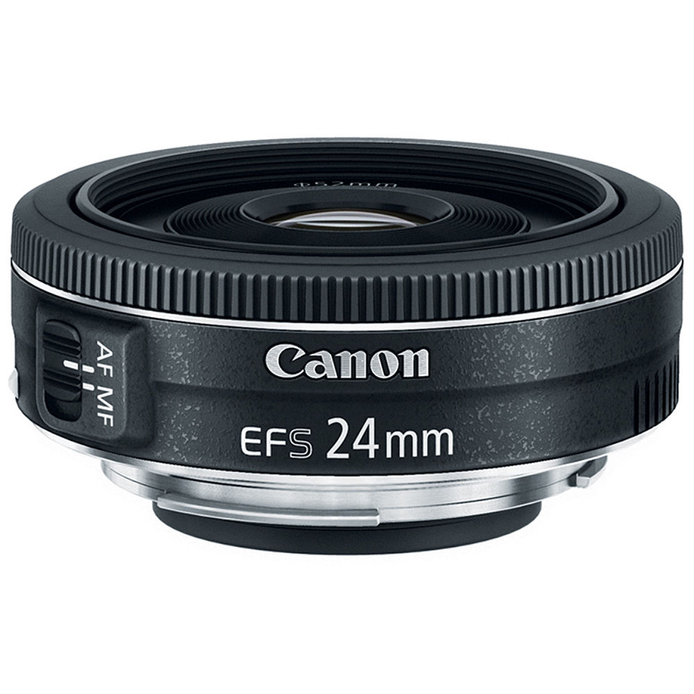 Canon 24mm F2.8 STM (EF-S)