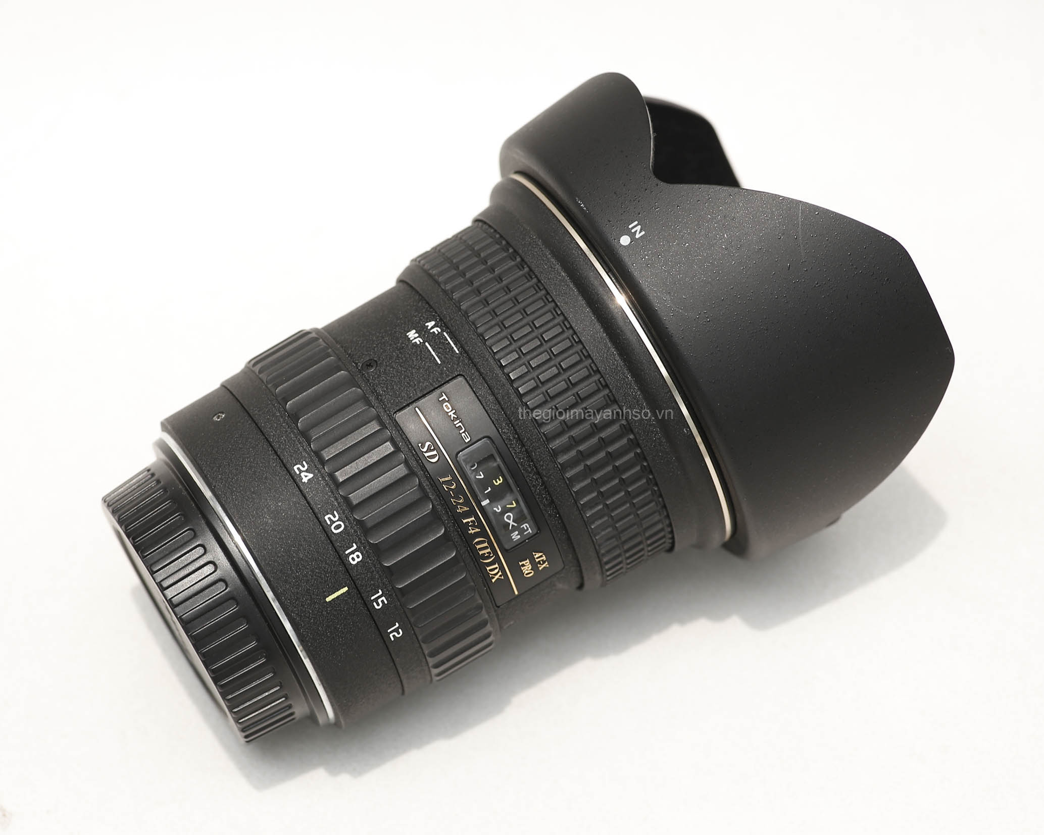 Tokina 12-24mm f4 AT-X Pro for Canon