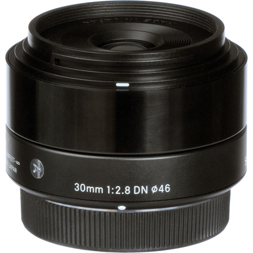 Sigma 30mm f/2.8 DN Art Lens for Sony Emount