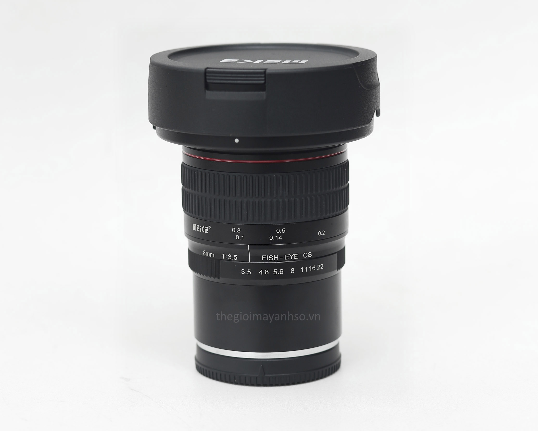 Meike 8mm f/3.5 Fish Eye for Canon EOS-M