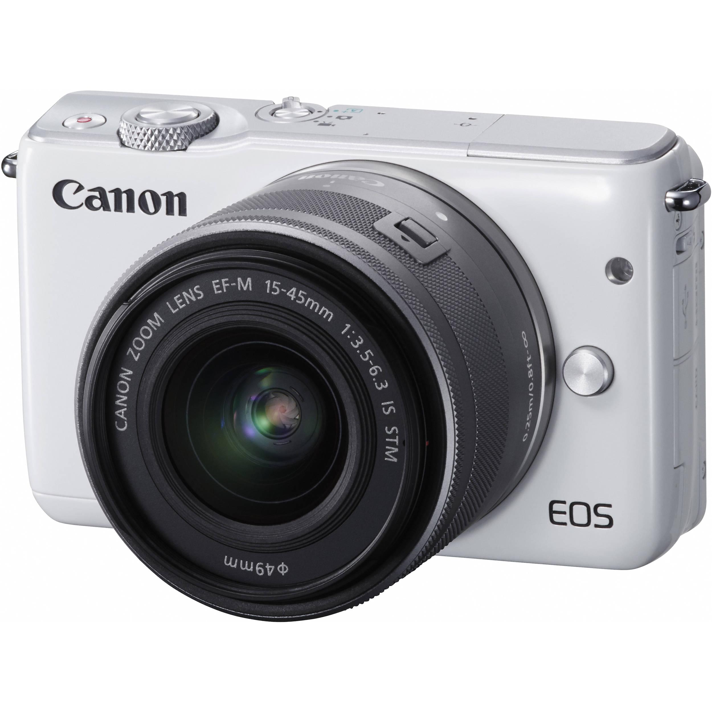 Canon EOS M10 + Kit EF-M 18-55mm IS STM