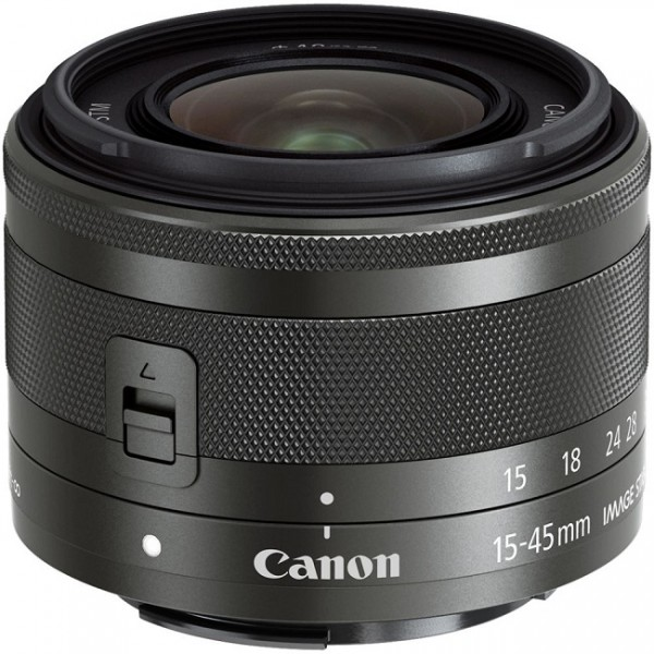 Canon EF-M 15-45mm IS STM