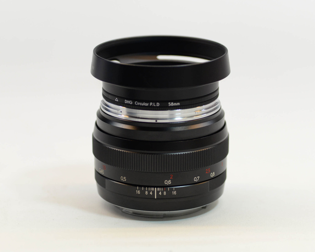 Carl Zeiss 50mm f/1.4 ZE Planar T* Manual Focus for Canon EOS