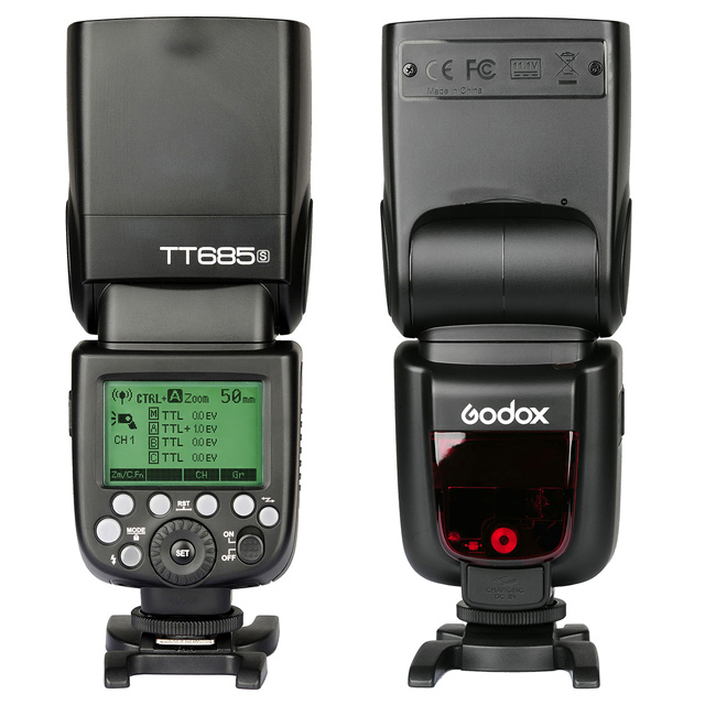 Flash Godox TT685 for Nikon