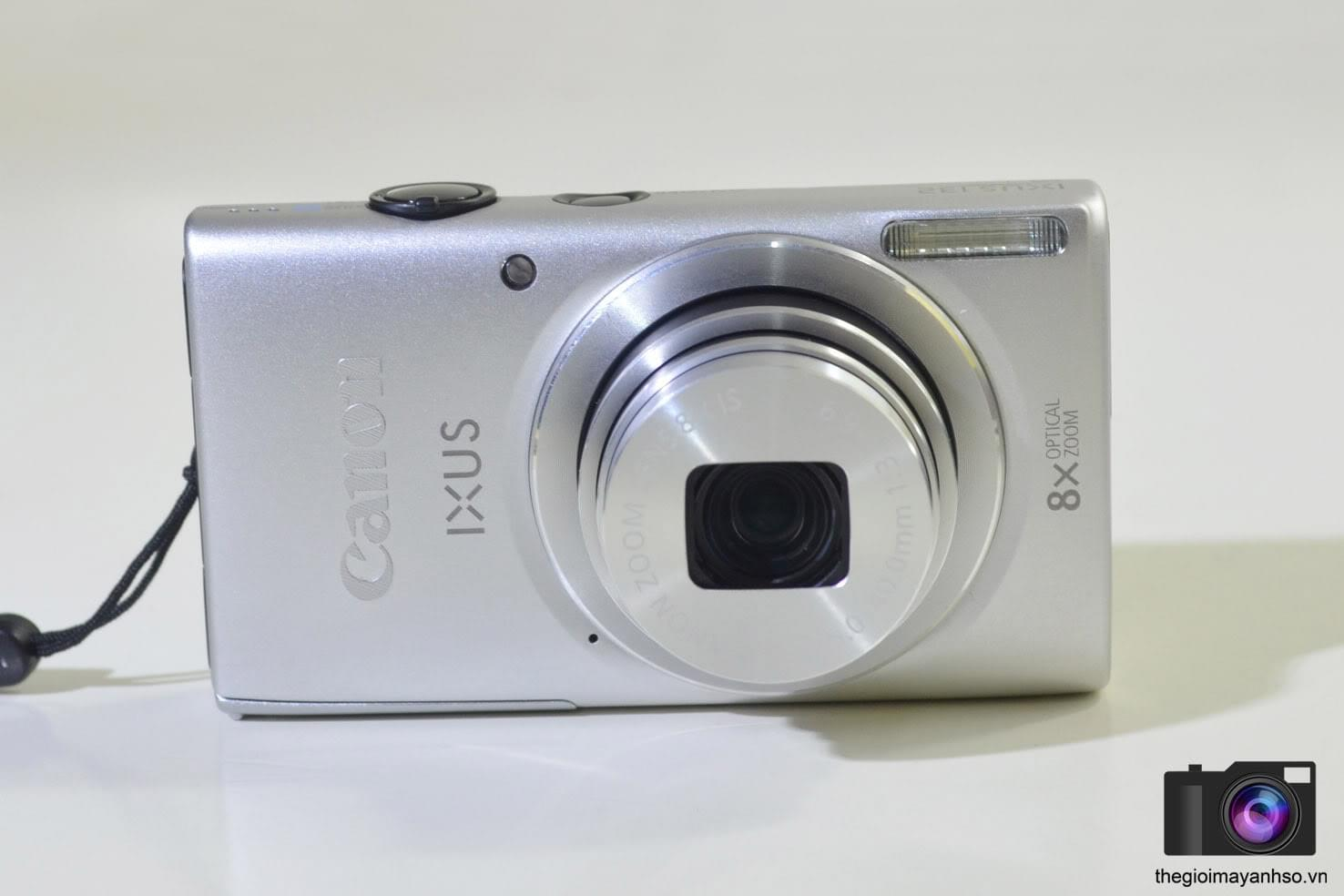 Canon Th Gii My Nh S Ixus 175 Silver