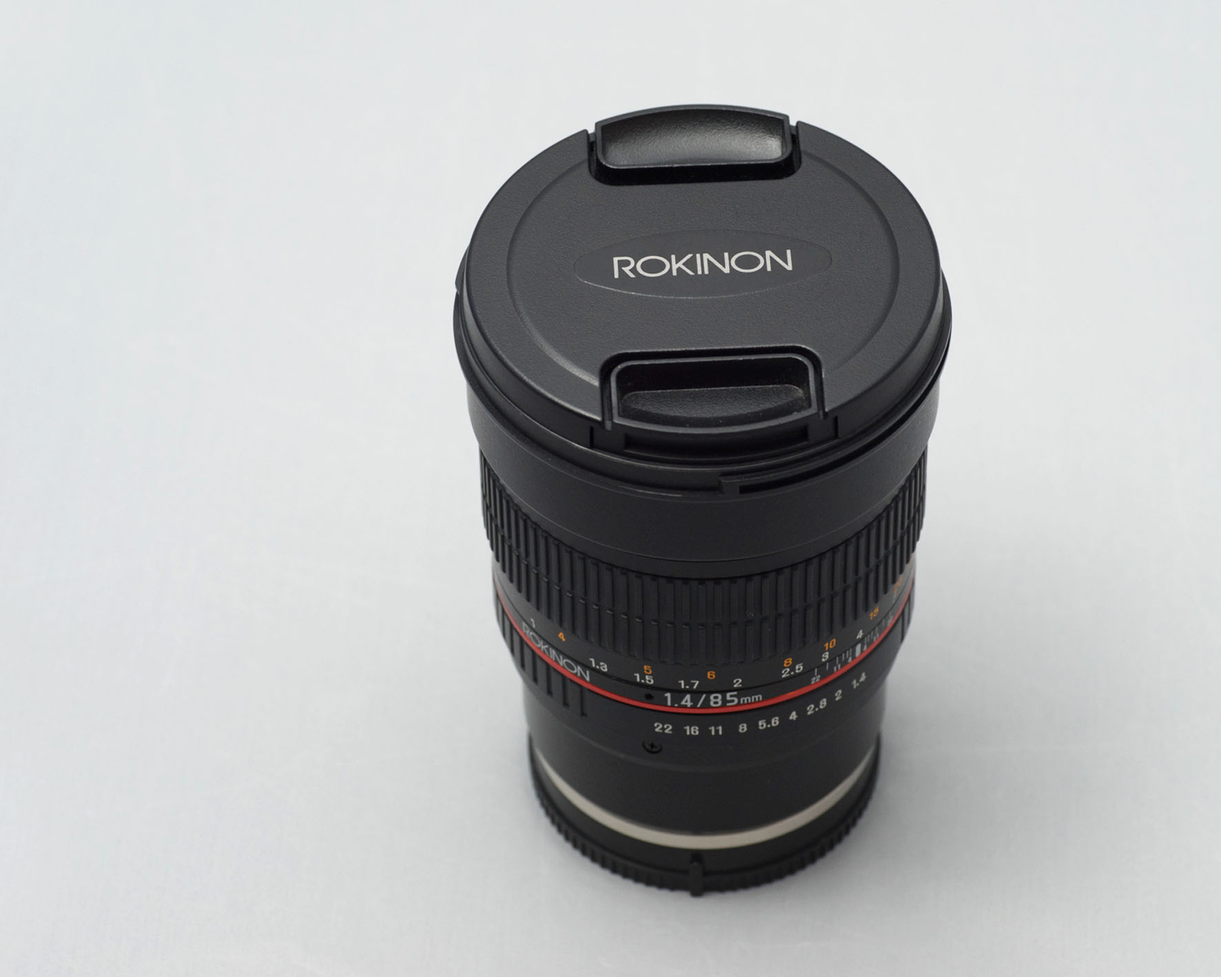 Samyang 85 mm f/1.4 IF MC Aspherical for Sony Alpha
