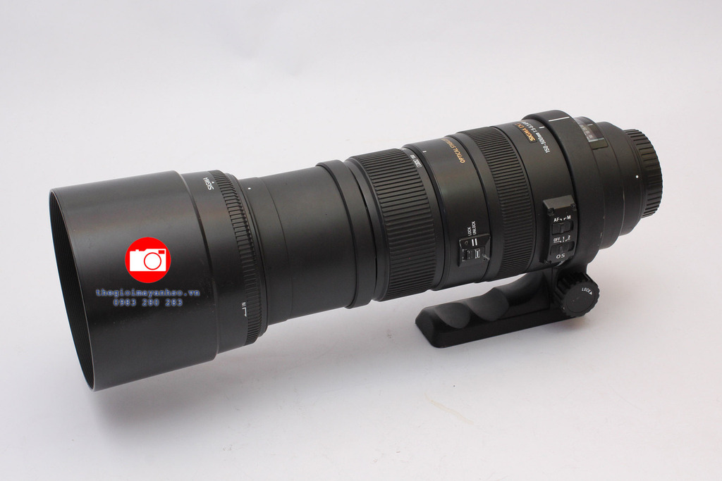 Sigma 150-500mm f/5-6.3 DG HSM for Canon