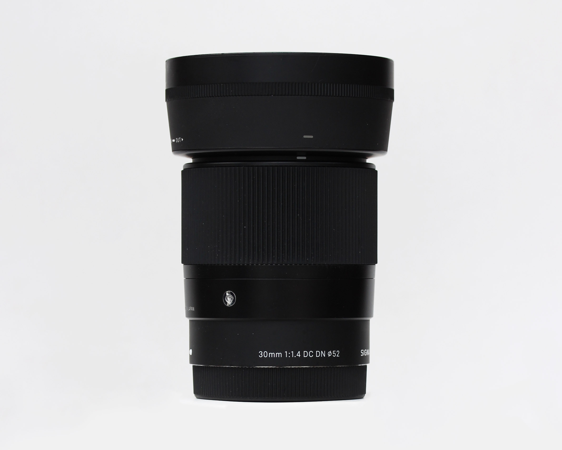 Sigma 30mm f/1.4 DC DN for Sony E Mount
