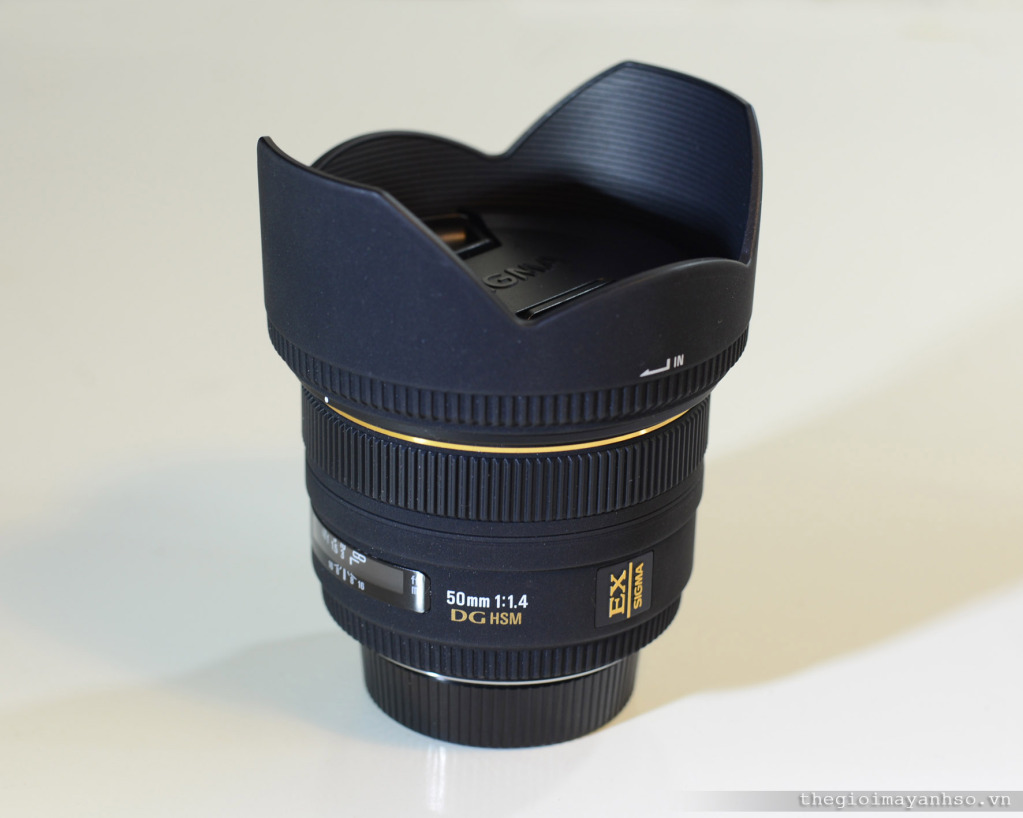 Sigma 50mm 1.4 DG HSM for Canon