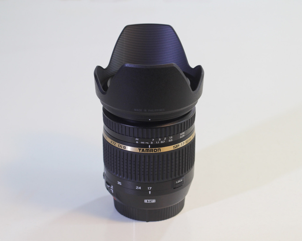 Tamron AF 17-50mm f/2.8 XR Di II VC for Nikon / Canon