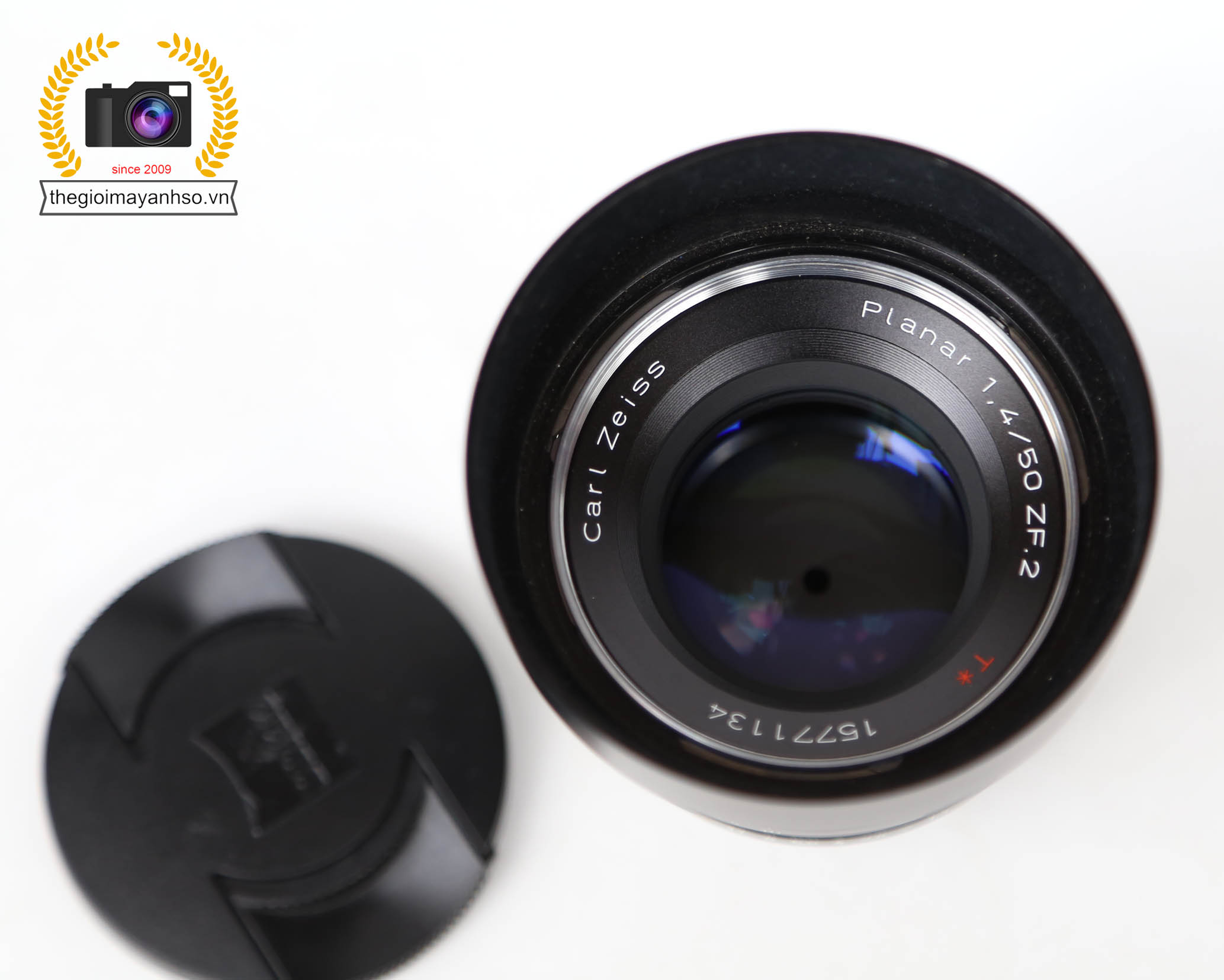 Zeiss Planar T* 50mm F/1.4 ZF 2 Lens for Nikon