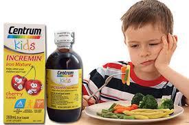 www.kenhraovat.com: Siro centrum kid bổ sung dưỡng chất cho bé