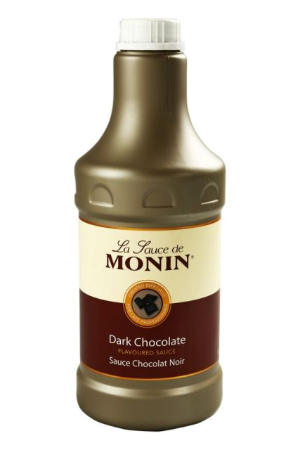 Monin Dark Chocolate Sauce.
