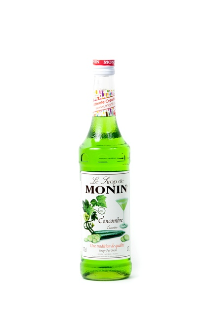 Syrup Monin Cocumber.