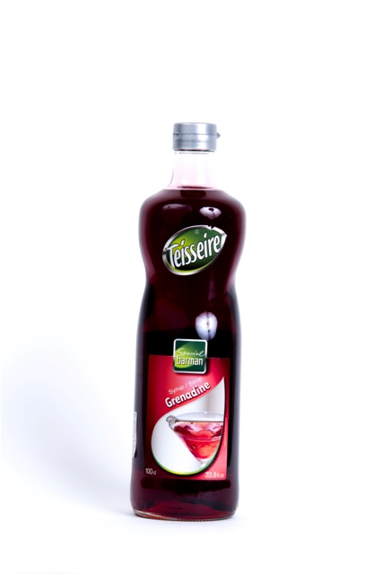 Syrup Teisseire Grenadine 1L