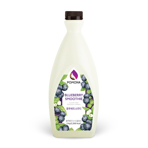Pomona Blueberry Smoothie 2kg – Sinh Tố Việt Quất