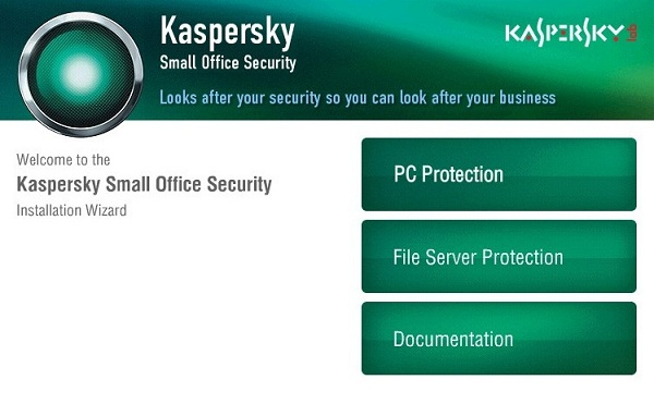 Kaspersky Small Office Security bảo vệ doanh nghiệp nhỏ