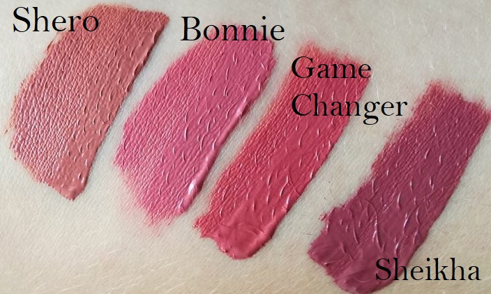 SON HUDA BEAUTY DEMI MATTE - MÀU BONNIE
