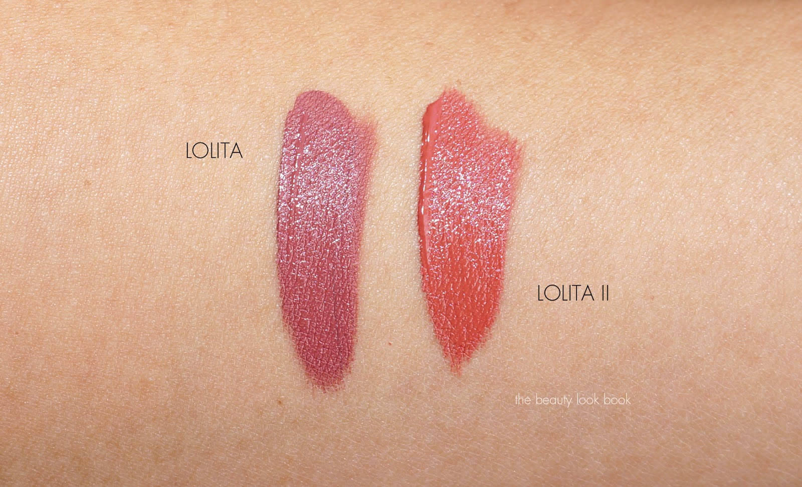 SON KAT VON D LOLITA MINI - TÁCH SET  LOLITA LIP DUO SET (LIMITED)