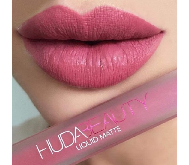 SON HUDA BEAUTY LIQUID MATTE - MÀU GOSSIP GURL